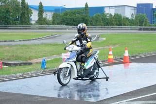 Sepeda motor butuh rem ABS untuk minimalisasi kecelakaan