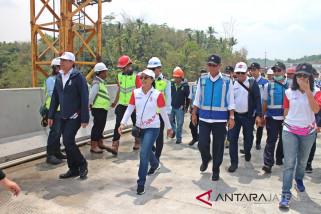 Rini: Jembatan Kenteng bangunan tertinggi Trans Jawa