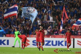 Timnas Indonesia ke posisi empat klasemen Grup B Piala AFF