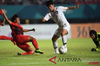 Timnas sepak bola putri bawa 20 pemain turnamen Palestina