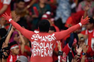 Versus Thailand, dokter timnas Indonesia gerilya kuatkan mental pemain