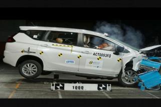 Hasil uji tabrak, ini mobil populer di Indonesia peraih bintang 5