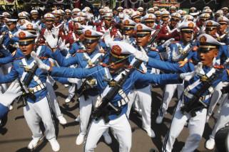 Wisuda Prabhatar Akademi TNI dan Akpol