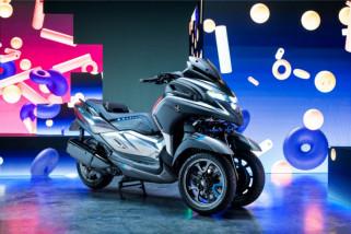 Prototipe Yamaha roda tiga terbaru dipamerkan di Milan