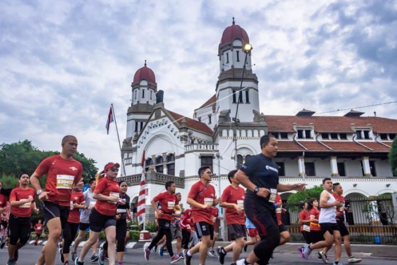 Lomba lari Semarang 10K