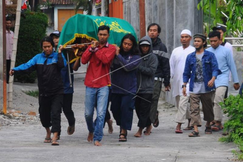 Jenazah narapidana kasus terorisme