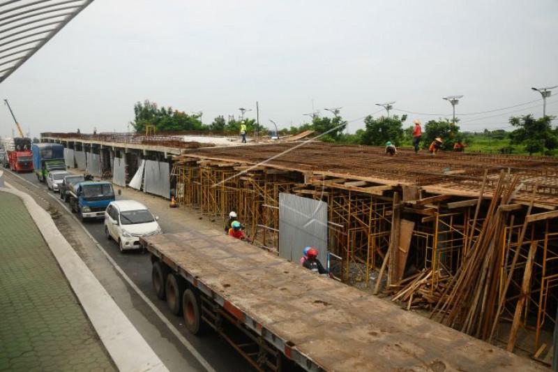 Pembangunan jembatan Tanggulangin III