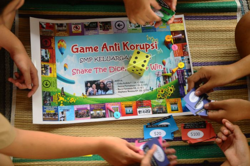 Permainan antikorupsi