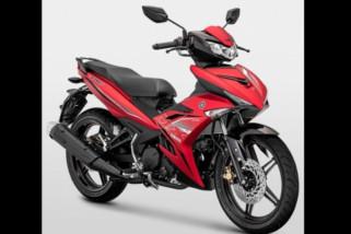 Yamaha MX-King 150 tampil dengan warna baru