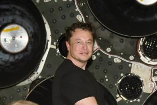 Elon Musk tertarik beli pabrik GM yang menganggur