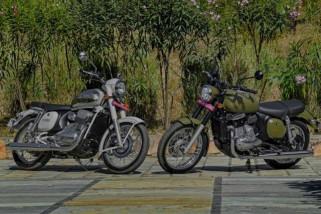 Jawa Motor kembali dipasarkan di India