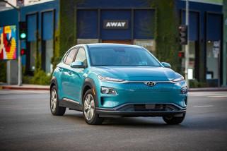 Hyundai Kona panen penghargaan di Amerika Utara
