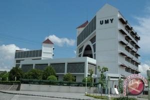 UMY selenggarakan kontes robot Indonesia 2015