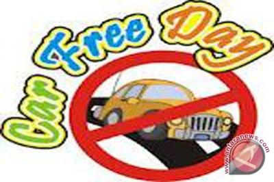 Bazar UKM semarakkan 'car free day' Bantul