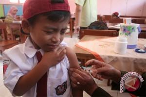Lebih seratus anak menolak diberi imunisasi MR
