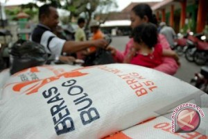 Bulog DIY targetkan serapan beras 65.475 ton