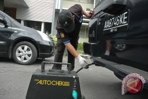 Sleman uji emisi gas buang kendaraan dinas