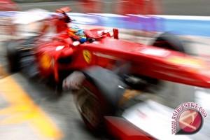 Daniel Ricciardo start terdepan dengan rekor putaran di Monaco