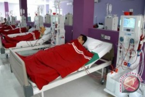 Pasien gagal ginjal kronis butuh perawatan terpadu