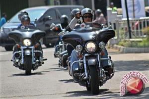 """""""46 Bikers Club"""" kumpul di Kaliurang"""