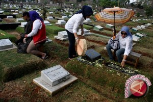Yogyakarta menginventarisasi pemakaman kampung