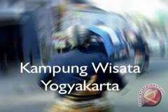 Pelaksanaan akreditasi kampung wisata Yogyakarta dimulai 2018