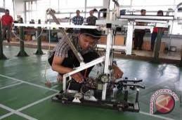 Tim robotika Indonesia menorehkan prestasi di Kanada
