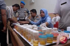 BNNP DIY imbau instansi budayakan tes urine