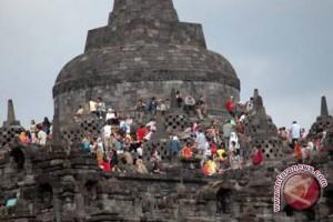 Pemerintah targetkan kunjungan Borobudhur 5 juta wisatawan