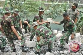 Program TMMD Kulon Progo fokus pembangunan fisik