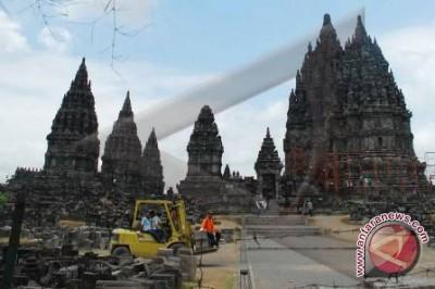 Arkeolog BPCB Yogyakarta dampingi Obama di Prambanan