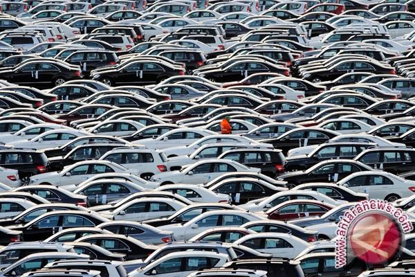 Melemahnya rupiah belum pengaruhi harga mobil