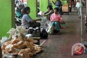 Jumlah pedagang Pasar Bantul bertambah empat persen