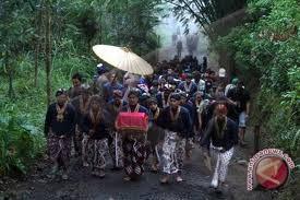 Dewan Kebudayaan DIY kaji festival labuhan Merapi