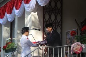 Disdikpora Sleman gelar lomba tata upacara bendera