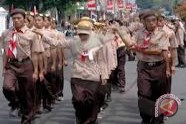 Kwarcab Pramuka Kota Yogyakarta dituntut mandiri dalam pendanaan