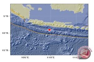Gempa Yogyakarta tidak mengakibatkan kerusakan di Bantul