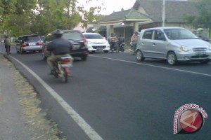 Kapolres : lalu lintas kawasan wisata Bantul lancar