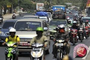 Arus balik kendaraan di Kulon Progo normal