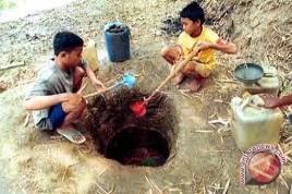 Masyarakat Gunung Kidul mulai kekurangan air bersih