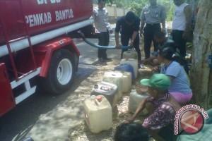 Ngawen ajukan permohonan bantuan distribusi air bersih