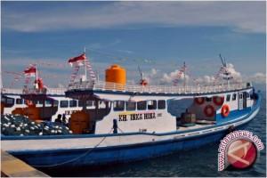 Dua kapal bantuan untuk nelayan belum beroperasi