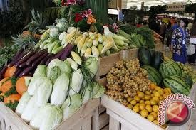 Pola konsumsi pangan Sleman kurang beragam