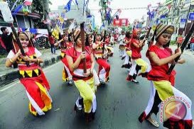 Gubernur Lampung ekspose Festival Krakatau di Kemenpar