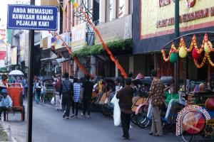 Lebaran 2017 - 4,5 Juta wisatawan diperkirakan padati Yogyakarta