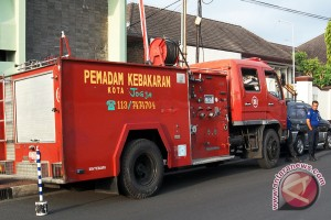 Yogyakarta butuhkan lima posko pemadam kebakaran