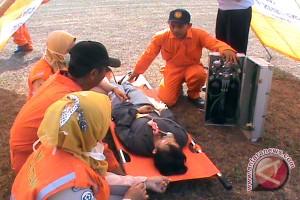 Enam negara latihan bersama penanggulangan risiko bencana
