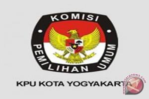 KPU Yogyakarta mulai umumkan DPS Pemilu 2019
