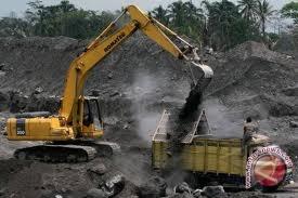 Ancaman erosi di lereng Merapi relatif kecil