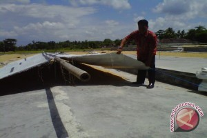 Rekayasa penjemuran gabah Bantul produk inovasi daerah